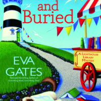 Read and Buried by Eva Gates — blog tour