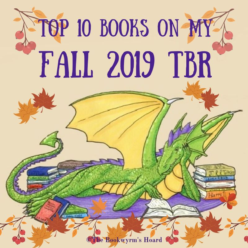 Top Ten Books on My Fall TBR