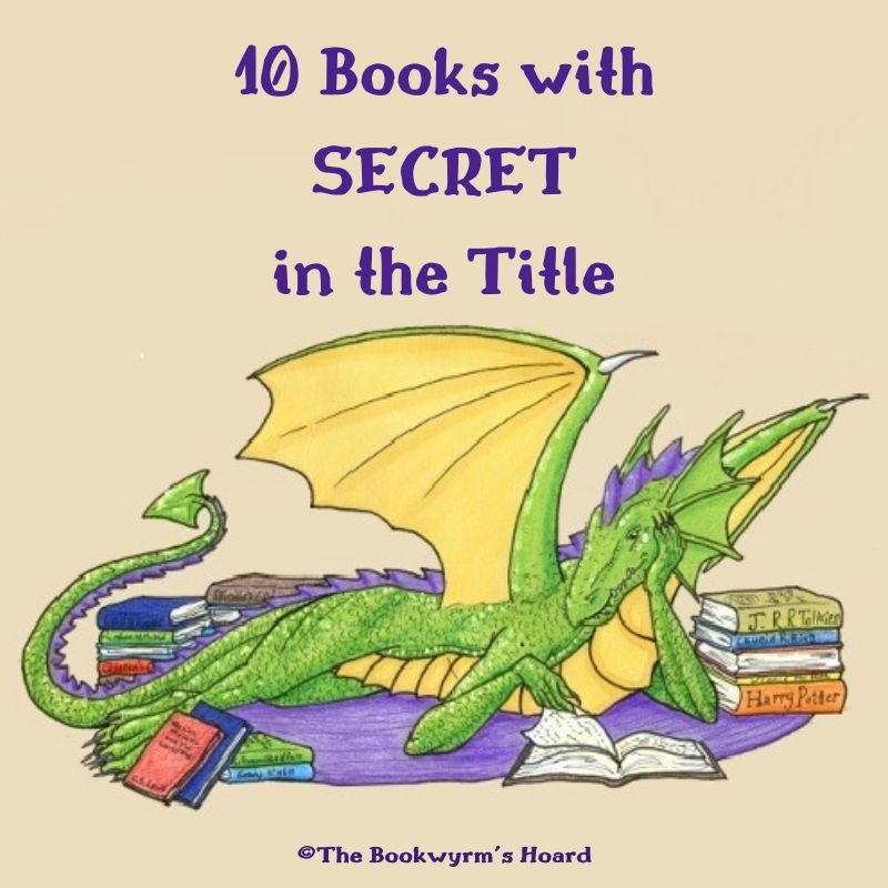 10 Books with SECRET in the Title