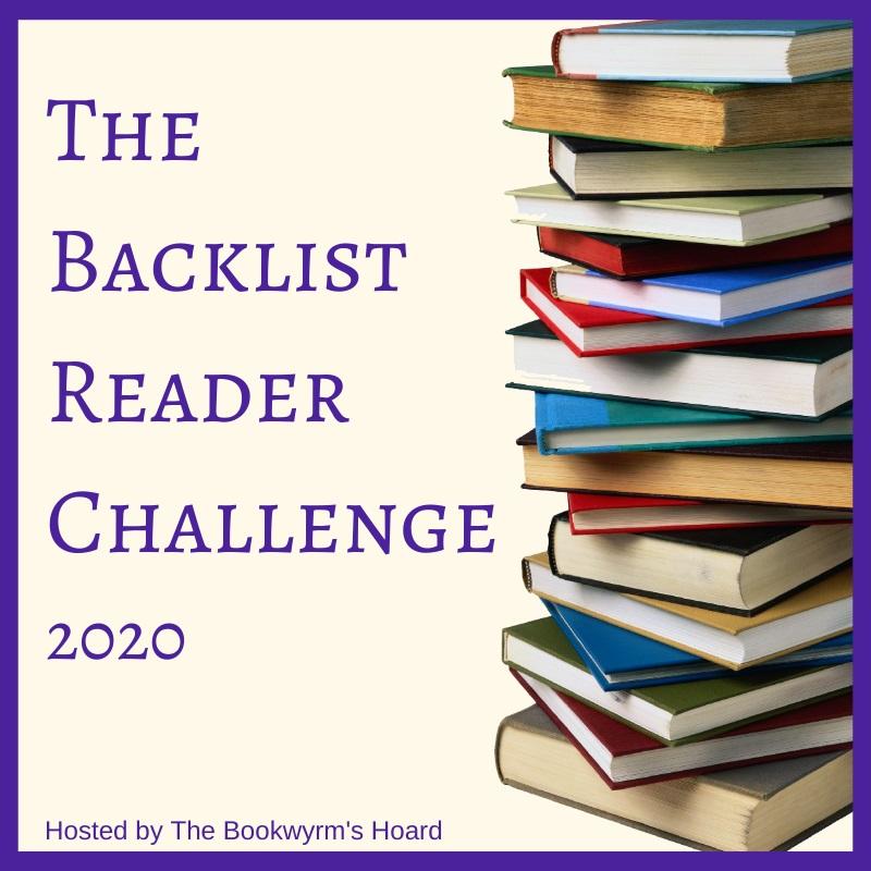 The Backlist Reader Challenge 2020