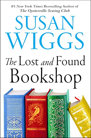 Book Cover: The Lost and Found Bookshop by Susan Wiggs