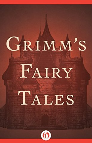 Book cover: Grimm's Fairy Tales (Open Road Media edition)