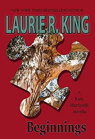 Book cover: Beginnings by Laurie R. King