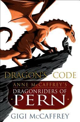 Book cover: Dragon's Code by Gigi McCaffrey