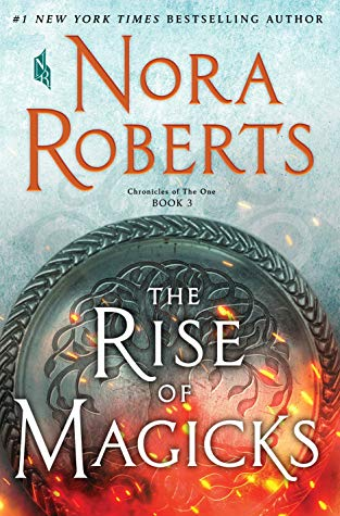 Book cover: The Rise of Magicks by Nora Roberts