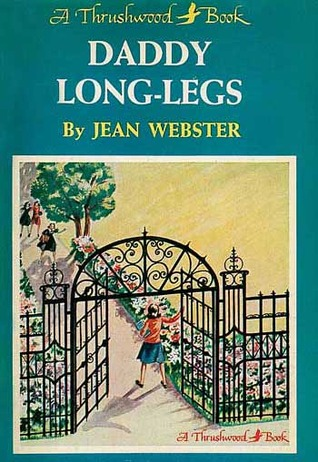 Book cover: Daddy Long-Legs by Jean Webster