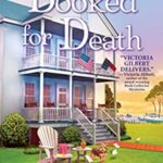 Book cover: Booked for Death, by Victoria Gilbert