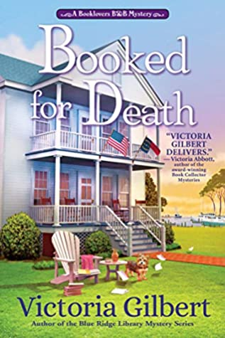 Booked for Death, by Victoria Gilbert