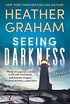 Book cover: Seeing Darkness by Heather Graham