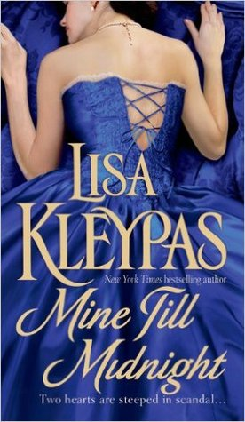 Book cover: Mine Till Midnight, by Lisa Kleypas