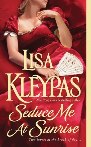 Book cover: Seduce Me at Sunrise, by Lisa Kleypas