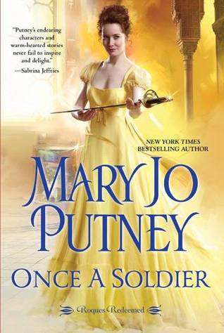 Book cover: Once a Soldier by Mary Jo Putney
