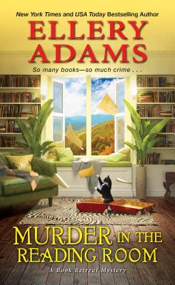 Book cover: Murder in the Reading Room, by Ellery Adams
