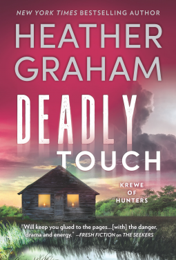 Book cover: Deadly Touch, by Heather Graham