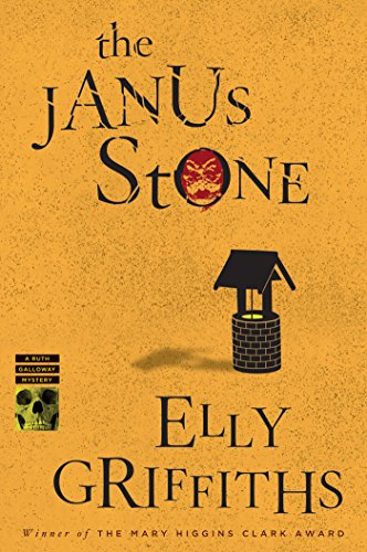 Book cover: The Janus Stoney, by Elly Griffiths