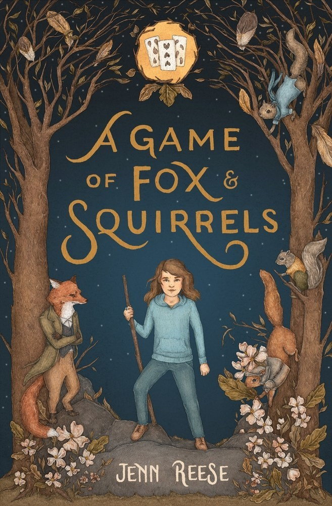 Book Cover: A Game of Fox and Squirrels by Jenn Reese