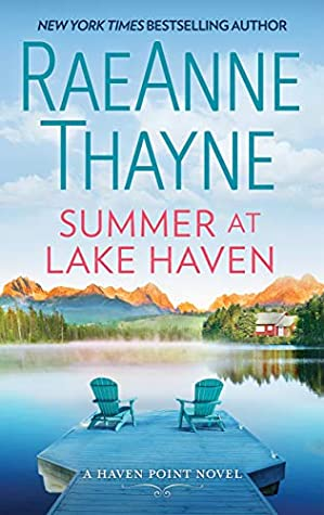 Book cover: Summer at Lake Haven, by RaeAnne Thayne