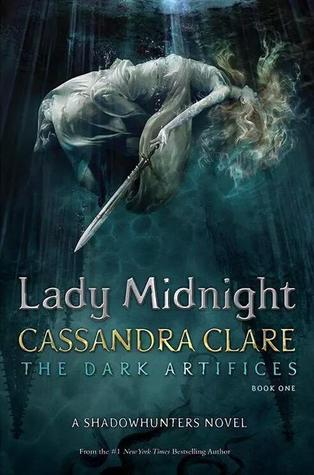 Book cover: Lady Midnight, by Cassandra Clare
