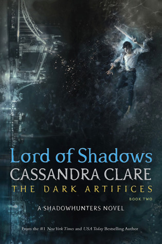 Book cover: Lord of Shadows by Cassandra Clare