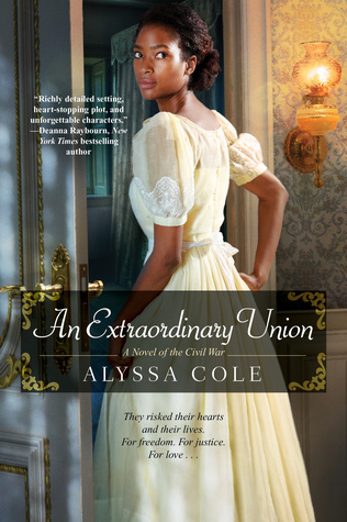 Book cover: An Extraordinary Union by Alyssa Cole
