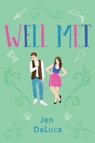 Book cover: Well Met by Jen DeLuca