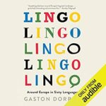 Audiobook Cover: Lingo, by Gaston Dorren