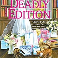 A Chat with Amy Webber, heroine of A Deadly Edition