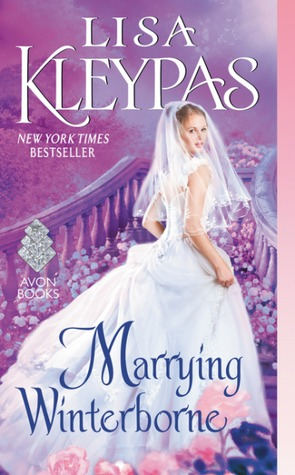 Book cover: Marrying Winterborne by Lisa Kleypas