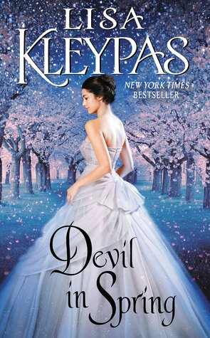 Book cover: Devil in Spring, by Lisa Kleypas