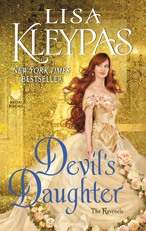 Book cover: Devil's Daughter, by Lisa Kleypas