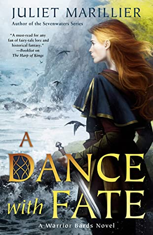 Book cover: A Dance with Fate, by Juliet Marillier