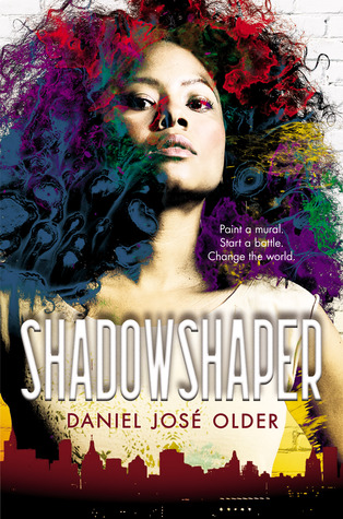 Book cover: Shadowshaper, by Daniel Jose Older