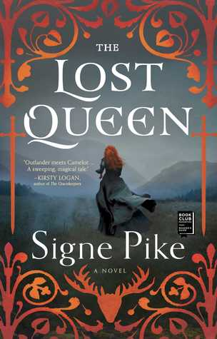Book Cover: The Lost Queen, by Signe Pike