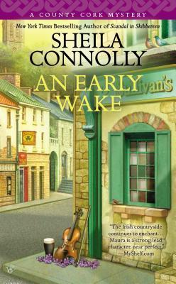Book cover: An Early Wake, by Sheila Connolly