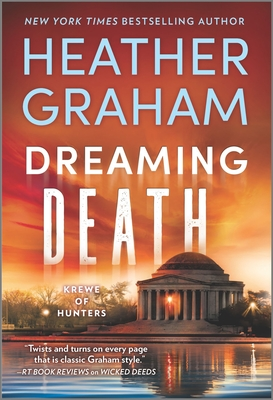 Book cover: Dreaming Death, by Heather Graham