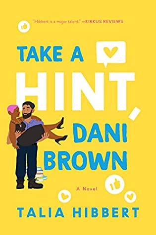 Book Cover: Take a Hint, Dani Brown, by Talia Hibbert