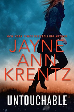 Book cover: Untouchable, by Jayne Ann Krentz