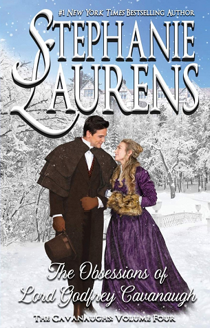 The Obsessions of Lord Godfrey Cavanaugh by Stephanie Laurens