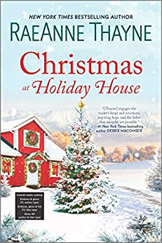 Book cover: Christmas at Holiday House, by RaeAnne Thayne