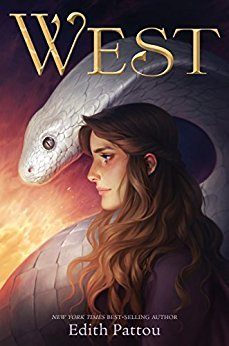 Book cover: West, by Edith Pattou