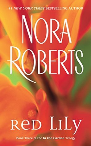 Book Cover: Red Lily, by Nora Roberts