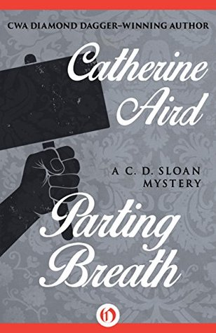 Book cover: Parting Breath, by Catherine Aird