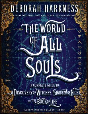 Book cover: The World of All Souls, by Deborah Harkness