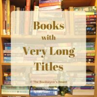 Top Ten Tuesday:  Books with Very Long Titles