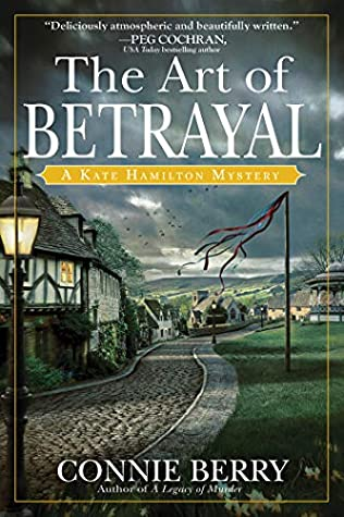 Book Cover: The Art of Betrayal, by Connie Berry