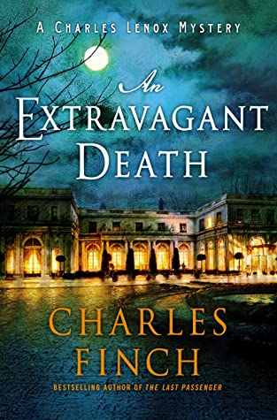 Book Cover: An Extravagant Death, by Charles Finch