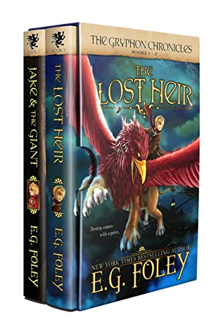 Book Cover: The Gryphon Chronicles, Books 1 & 2, by E. G. Foley