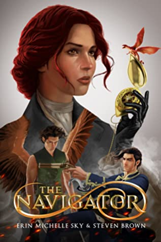Book Cover: The Navigator, by Erin Michelle Sky & Steven Brown