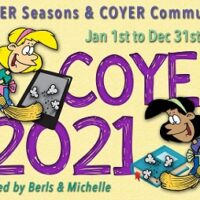It's time for COYER Seasons: Spring 2021