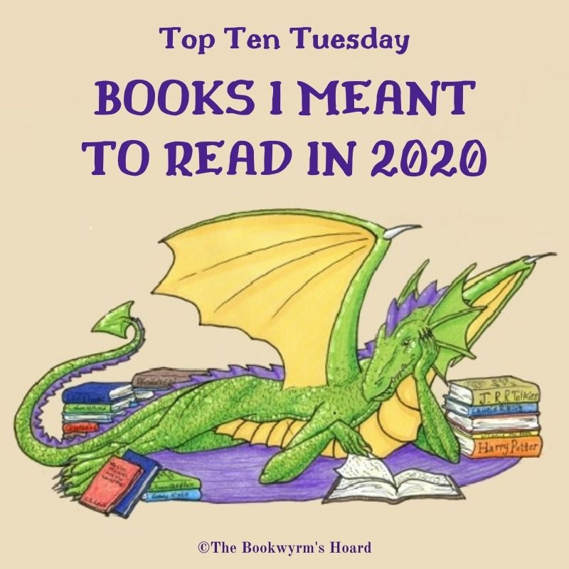 Books I Meant to Read in 2020